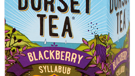 Dorset Tea Blackberry Syllabub 20s