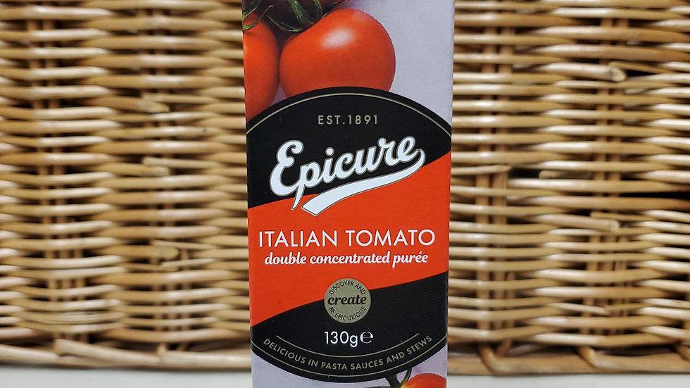 Epicure Italian Double Concentrate Tomato Puree 130g