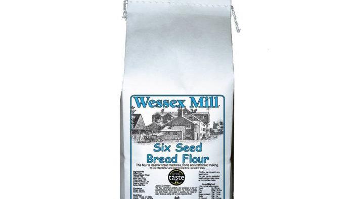 Wessex Mill Six Seed Bread Flour 1.5kg