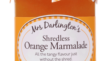 Mrs Darlingtons Shredless Orange Marmalade 340g
