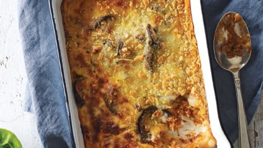 Cook Lamb Moussaka 2 Portion Ready Meal