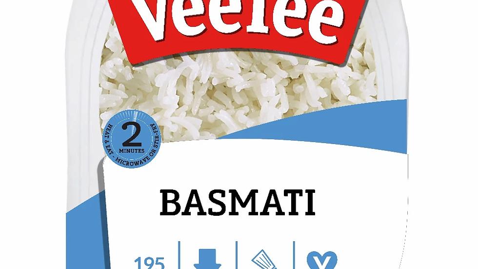 Veetee Microwavable Rice Basmati