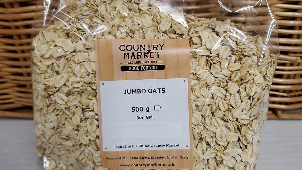 Country Market Jumbo Oats 500g