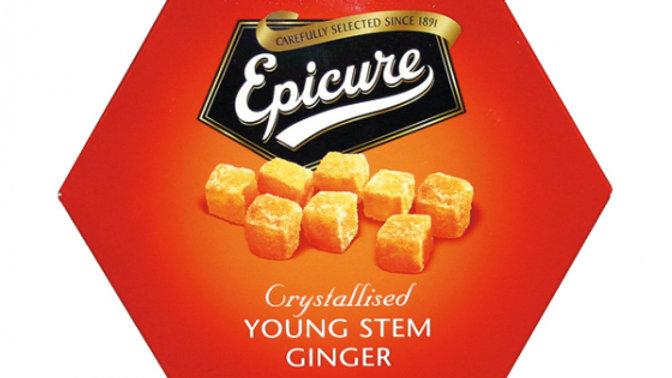 Epicure Crystallised Young Stem Ginger 200g