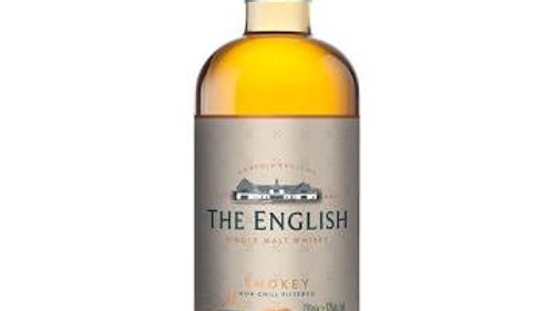 The English Single Malt Whisky Smokey 43% vol 700ml