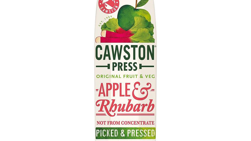 Cawston Press Apple & Rhubarb 1lt