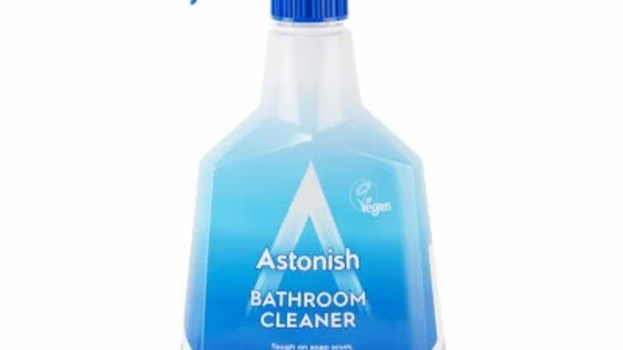 Astonish Bathroom Cleaner Spray 750ml