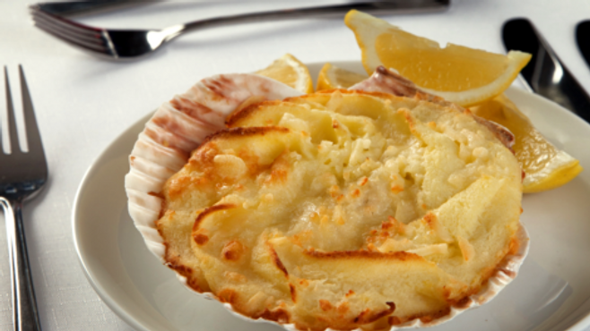 Fieldfare Coquilles St Jacques 1 Portion 240g