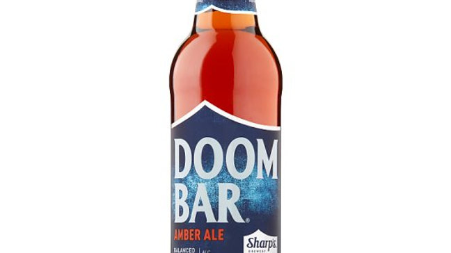 Sharp's Doom Bar Ale Bottle 4.3% ABV 500ml