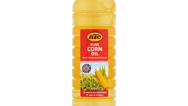 KTC Pure Corn Oil 1lt