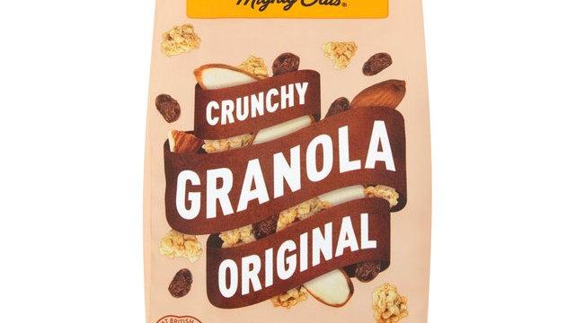 Mornflake Honey Almond Raisin Granola 500g
