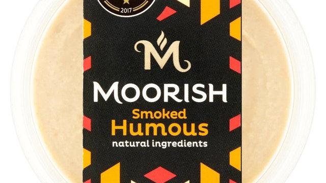 Moorish Smoked Humous 150g