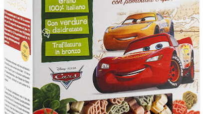 Dalla Costa Pasta Disney Cars 250g