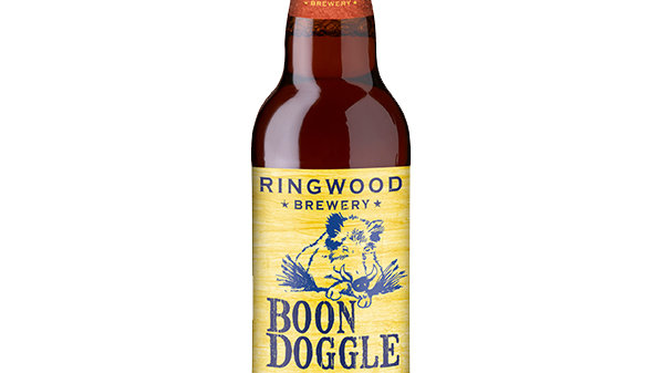 Ringwood Brewery Boon Doggle 4.2% ABV 500ml