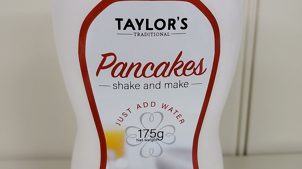 Taylor's Pancakes Shake & Make Mix 175g