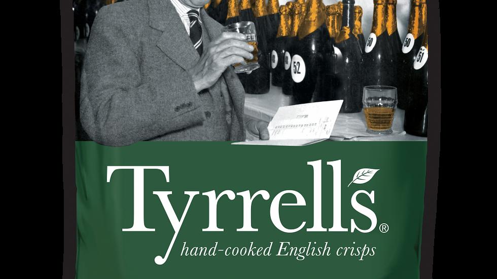 Tyrrells Potato Crisps Sea Salt & Cider Vinegar 150g