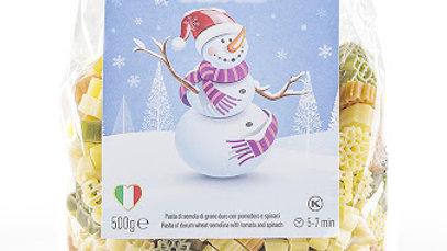 Dalla Costa Pasta Winter 500g