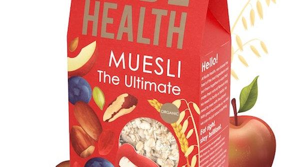 Rude Health Organic Ultimate Muesli 500g