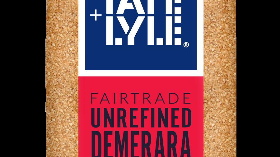 Tate & Lyle Fairtrade Unrefined Demerara Cane Sugar 500g