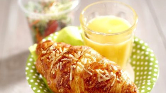 Ham & Cheese Croissants (2 offer)