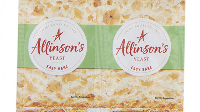 Allinson Easy Bake Yeast Sachet (6x7g) 42g