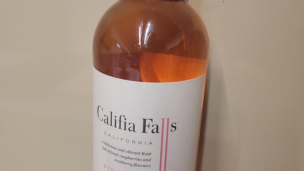 Califia Falls California Zinfandel Rose 9% vol 75cl