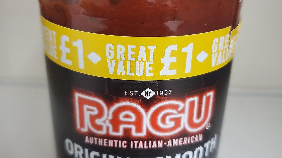 Ragu Bolognese Sauce 500g Price Marked £1