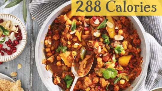 Cook Vegetable & Chick Pea Tagine 2 Portion Ready Meal