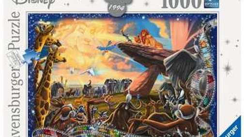 Ravensburger Jigsaw Puzzle 1000 Piece - The Lion King