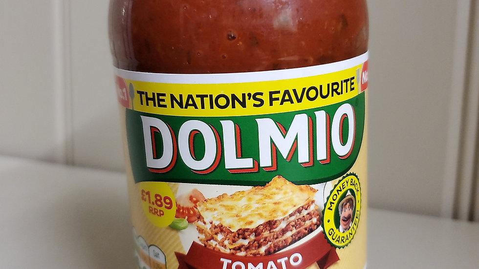 Dolmio Tomato Sauce for Lasagne 500g PM1.89