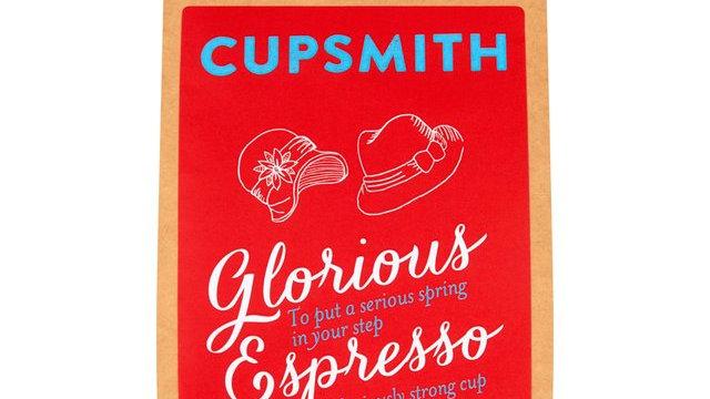 Cupsmith Glorious Espresso Coffee (ground) 227g