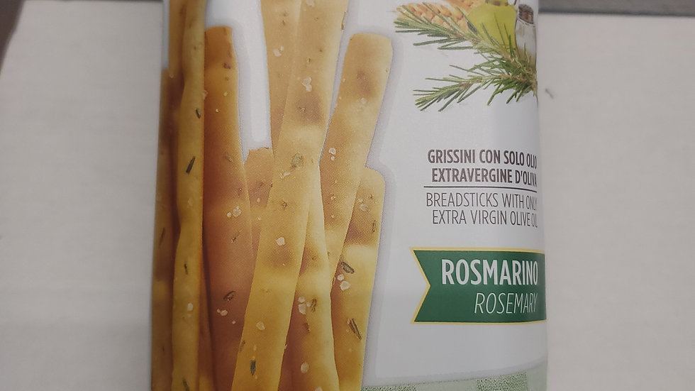 Amor di Pane Italian Breadsticks Rosemary Flavour 125g