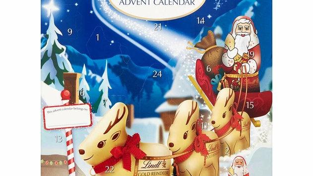Lindt Advent Calendar 160g