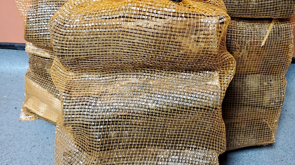 Hardwood Kiln Dried Logs (3 nets for £18)