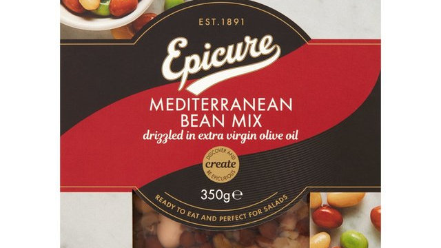 Epicure Mediterranean Bean Mix 350g