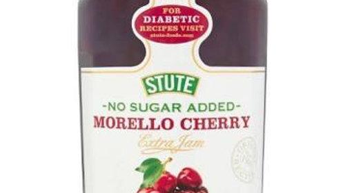 Stute No Added Sugar Morello Cherry Jam 430g