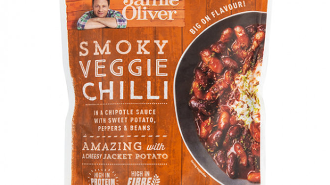 Jamie Oliver Smoky Veggie Chilli 250g