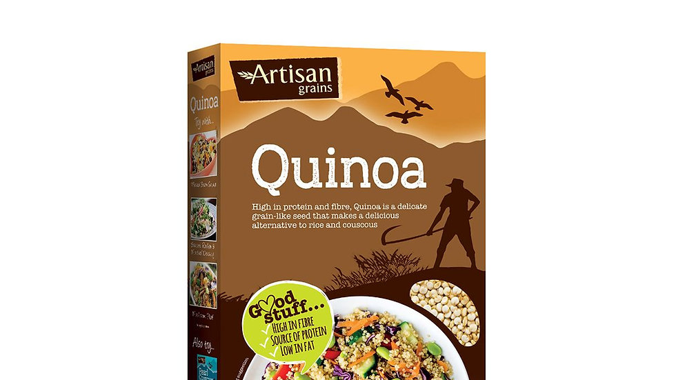 Artisan Grains Quinoa 220g