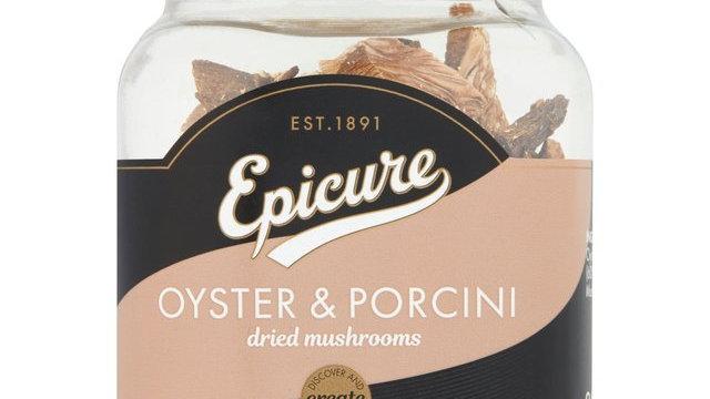 Epicure Oyster & Porcini Mushrooms 25g
