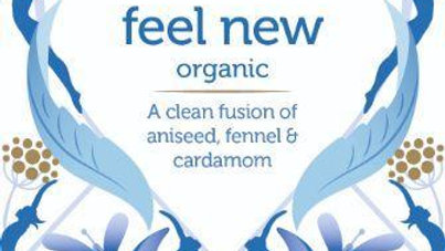 Pukka Tea Organic Feel New (20s)