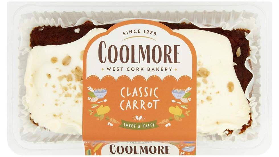 Coolmore Cake Classic Carrot 400g