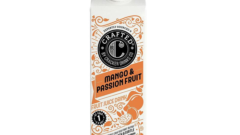 Cracker Mango & Passion Fruit 1lt