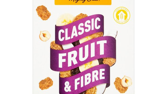Mornflake Luxury Fruit & Fibre 750g