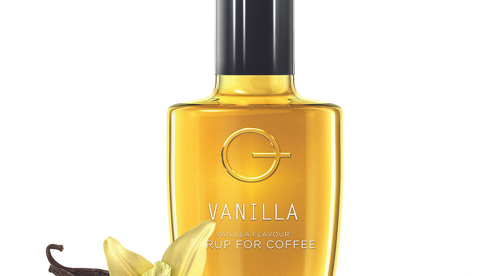 Quarterpast Vanilla Syrup for Coffee 250g
