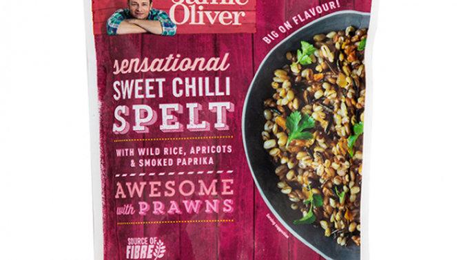 Jamie Oliver Sweet Chilli Spelt 250g