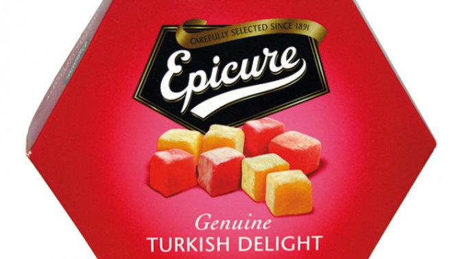 Epicure Rose & Lemon Flavour Turkish Delight 325g