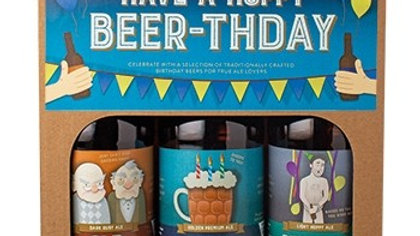 Cottage Delight Gift Pack Beers 'Have A Hoppy Beer-thday'