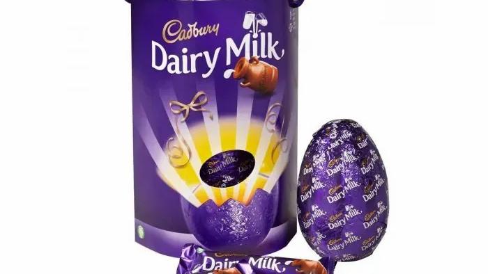 Cadbury Dairy Milk Chocolate Easter Egg 286g