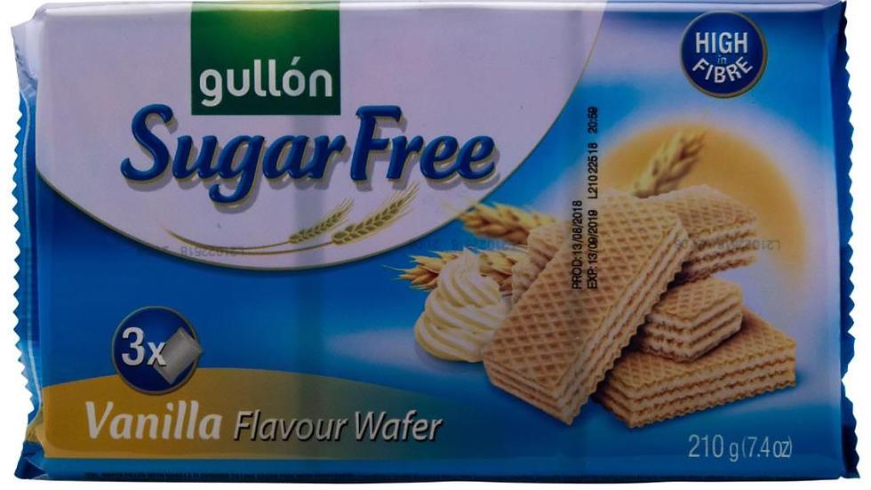 Gullon Sugar Free Vanilla Wafers