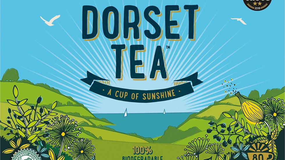 Dorset Tea Golden Blend 80s